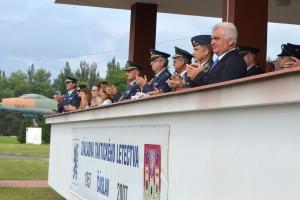 Nový velitel čáslavské letecké základny